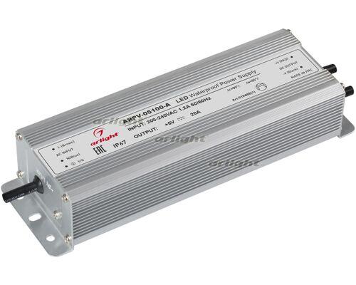 Блок питания ARPV-05100-A (5V, 20.0A, 100W)