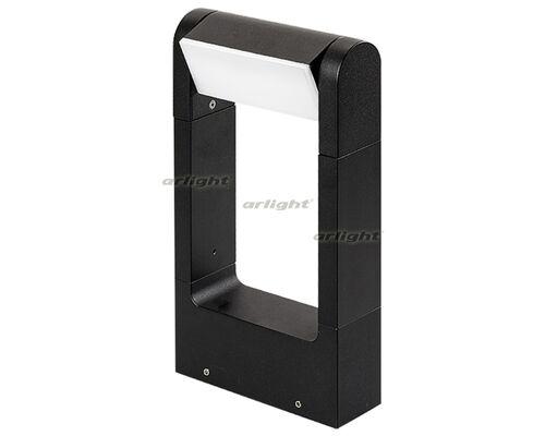 Светильник LGD-PATH-FRAME-ROTARY-H300-6W Warm3000 (BK, 111 deg, 230V)