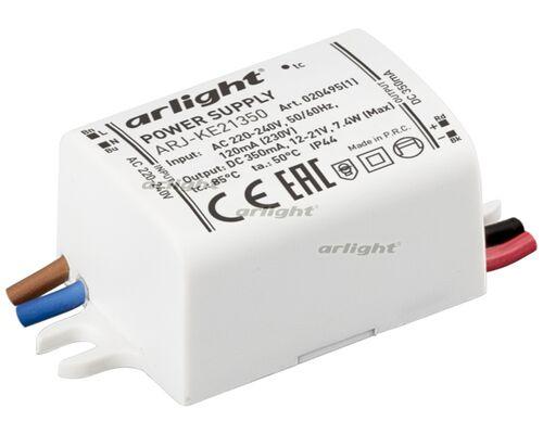 Блок питания ARJ-KE21350 (7W, 350mA)