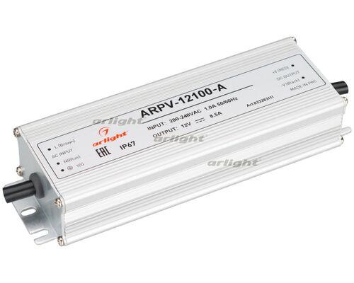 Блок питания ARPV-12100-A (12V, 8.5A, 100W)