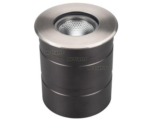Светильник LTD-GROUND-R110-15W Warm3000 (SL, 20 deg, 230V)