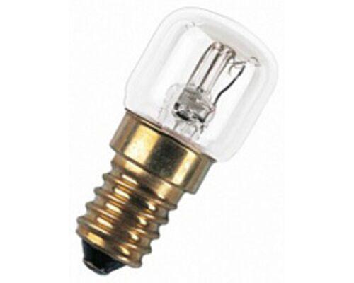 Лампа накаливания OSRAM SPC.T OVEN CL, 15Вт, цоколь E14, для духовок (4050300003108)